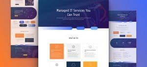 jasa pembuatan website it services